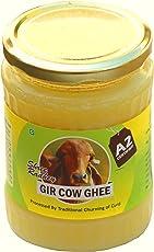 Shree Radhey Gir Cow ghee A2 Gir Cow Ghee, 450g