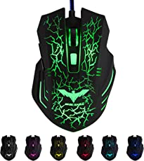 Havit HV-MS672 Gaming Mouse (Black)