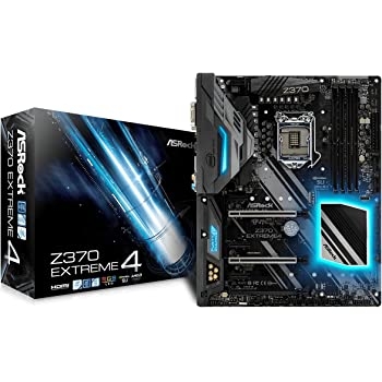 Asrock Z370 Extreme4 LGA 1151 (Socket H4) ATX - Motherboards (DDR4-SDRAM, DIMM, 2133,4333 MHz, Dual, 64 GB, Intel)