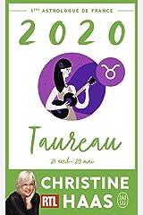 Taureau 2020 (J'ai lu) Format Kindle