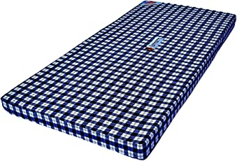 PumPum Cotton Mattress Cover with Chain, Multicolour(Pack of 1)
