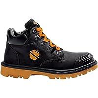 Chaussures de sécurité hautes DINT noir DIKE