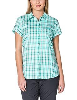 Jack Wolfskin Damen Bluse Tongari Shirt W: : Bekleidung