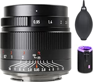 7artisans 35mm F0 95 Objektiv Mit Manuellem Fokus Kamera