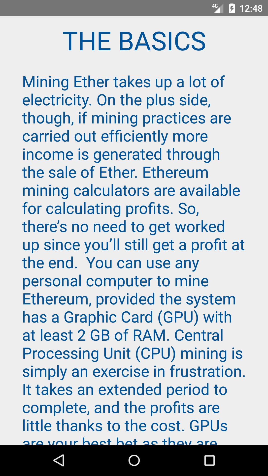 Ethereum Mining Guide - 6