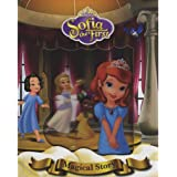 Disney Sofia the First Magical Story (Magical Story Lenticular Cover)