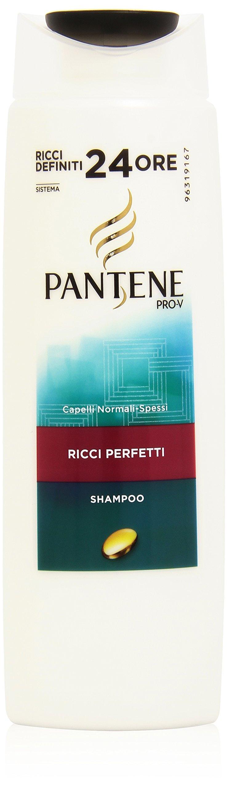 Pantene Pro-V Shampoo Ricci Perfetti per Capelli Normali Spessi - 250 ml