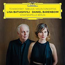 Tchaikovsky & Sibelius: Violin Concertos