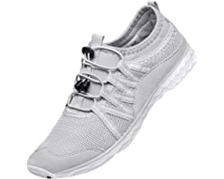 lavibelle Unisex Aqua Water Shoes Quick Dry Beach Trainers for Mens Ladies