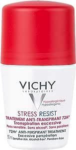 Deodorante stress resist 72H di Vichy, Deodorante Unisex - Roll on 50 ml