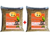 Parrots Wizard Kangni Seed Bird Food 950 Gram