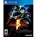 Resident Evil 5: Remastered - Playstation 4 (PS4)