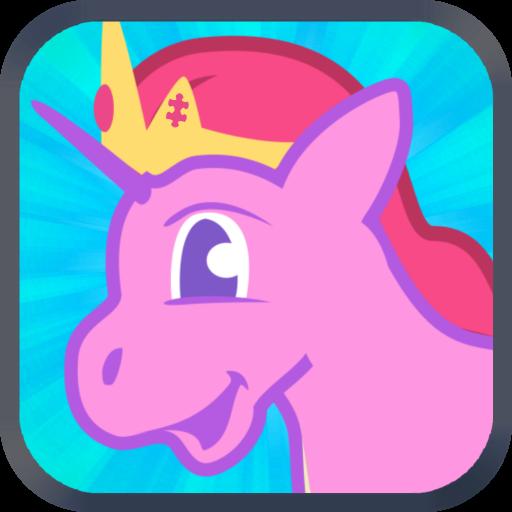 Mein Pony Spiele für Mädchen: Kleine Pony Rätsel Puzzle für Kinder und Kleinkinder, die Pferde und Prinzessinnen Einhörner Ponys lieben, kostenlos (Kindle Apps Für Fire Baby)