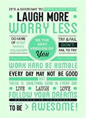 PRINTELLIGENT Motivational Posters, Inspirational Wall Quotes |