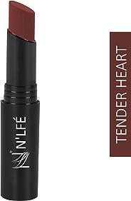 NELF Powder Matte Lipstick, Tender Heart, 3 g