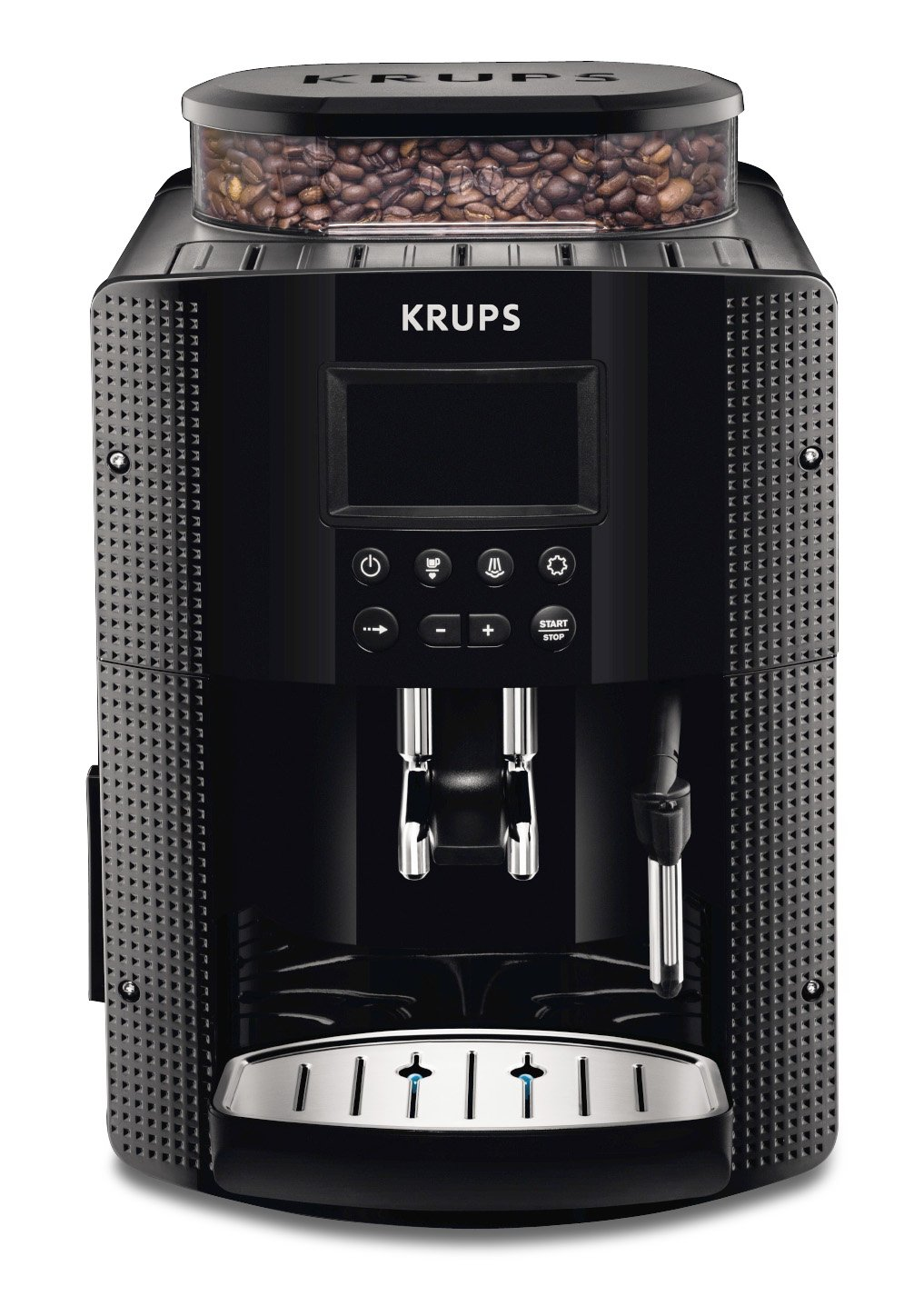 Krups EA815070 Kaffeevollautomat mit Milchsystem und CappuccinoPlus-Düse