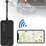 Likorlove Tracker GPS per Auto, Dispositivo di Localizzazione Mini gsm GPRS SMS Locator Tempo Reale in Tempo Reale per…