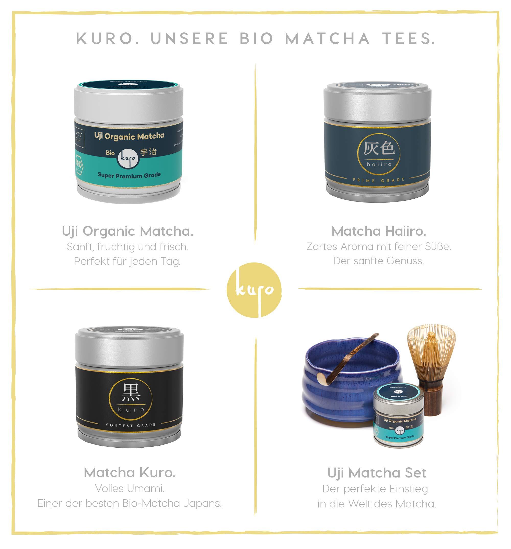 Uji-Bio-Matcha-von-Kuro–Handgepflckter-Super-Premium-Bio-Matcha-Tee-aus-Japan-30g–Extrafeines-Grntee-Pulver-bio-zertifiziert-nach-DE-KO-006