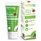 Bodyguard Natural Mosquito Repellent Cream with Aloe Vera and Neem Extracts - 100 g
