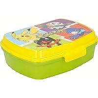 Stor 06874 GVA5213 Boîte à collation Pokemon pour Fille / garçon