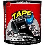 EMW STORE Waterproof Flex Tape,Seal Repair Tape, Super Strong Adhesive Sealant Tape to Stop Leakage of Kitchen Sink/toilet Tu