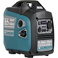 Könner&Söhnen KS 2000i S Invertergenerator.Schalldichtes Gehäuse (64 dB Lpa 7 m).Höchstleistung 2000 Watt, 1x16 A (230 V…