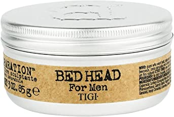 Tigi Bed Head Men Matte Separation Workable Wax, 1er Pack, (1x 85 g)