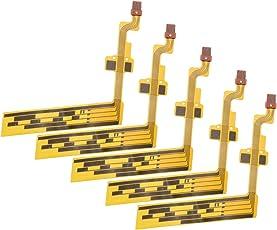MASUNN 5 Pcs Für Canon 18-55Mm EF-S Ist Objektiv Focus Elektro-Pinsel Flex-Kabel-Reparatur Teil