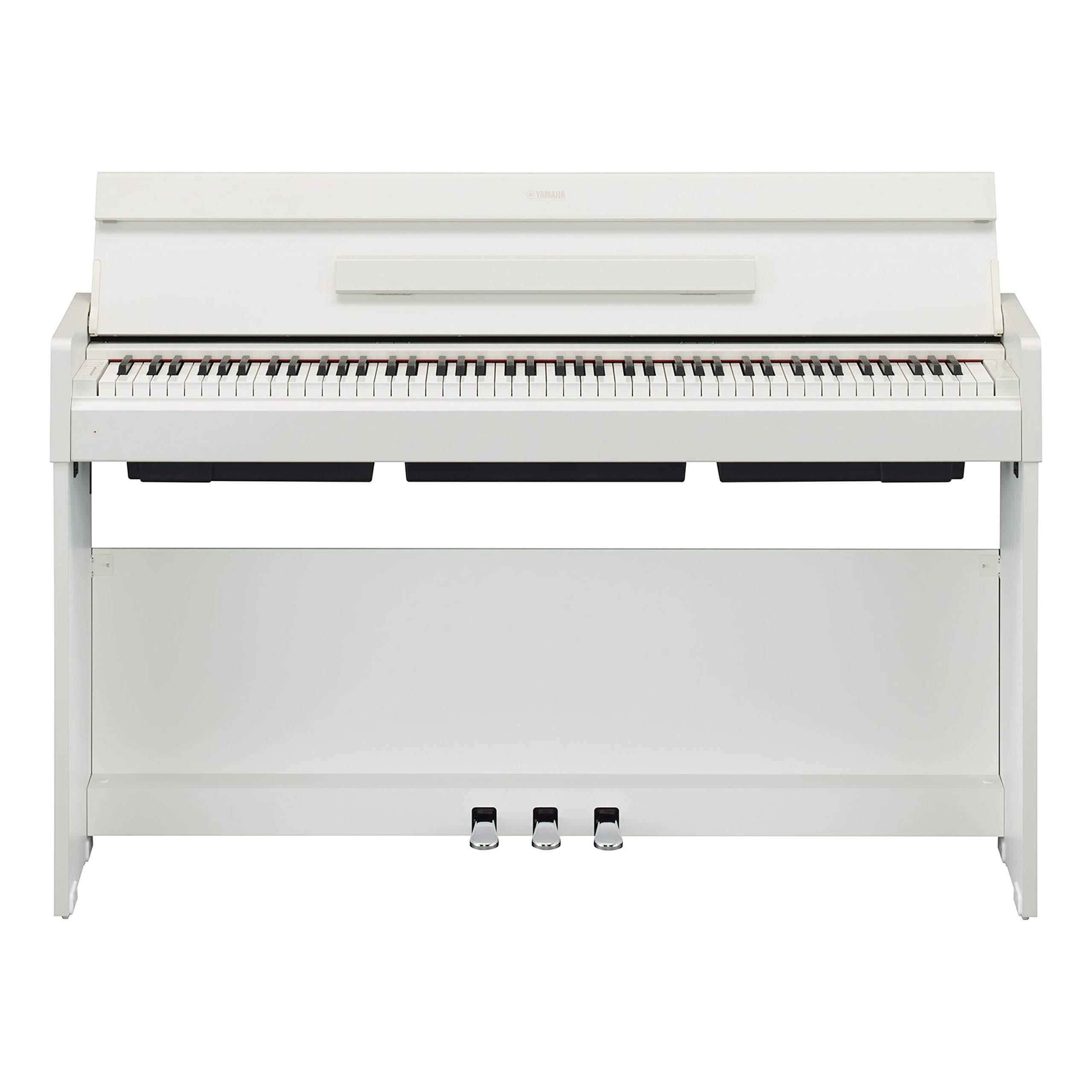 Yamaha YNP-25de s34wh Piano numérique