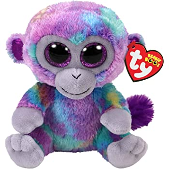 75846b70799 Ty OLGA THE MONKEY - SCHIMPANS  Amazon.co.uk  Toys   Games