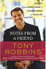 Notes from a Friend: A Quick and Simple Guide to Taking Control of Your Life (English Edition) Formato Kindle