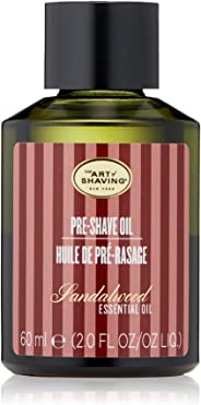 The Art of Shaving Pre-Shave Oil Sandalwood for Men, 2 oz
