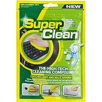 TRIXES Mastique réutilisable pour Le Nettoyage de la poussière de Votre PC, Vos Mobiles et Autres Objets d'Usage…