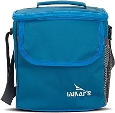 Lunar's Snow Waterproof Lunch Bag (Blue)