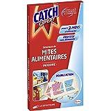 Catch Expert Mites – 3 Pièges (77g) – Anti-Mites Alimentaires – Détecteurs de Mites Mâles et Femelles