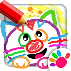 Malen für Kinder FULL Lernen Spiele Kleinkinder