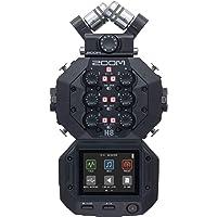 Zoom H8 – 12-Tracker-Aufnahmegerät – 1 x abnehmbares XY-Mikrofon, 4 x XLR-Eingänge und 2 x XLR-Combo