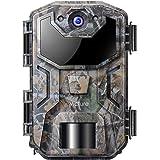Victure Caméra de Chasse 20MP Surveillance 1080P HD Étanche IP66 Détection Thermique Vision Nocturne 38 LEDs Infrarouges…
