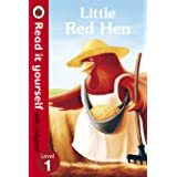 Read It Yourself Little Red Hen Level 1 (mini Hc)