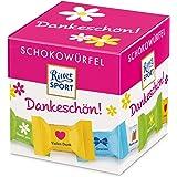 Ritter Sport Schokowürfel Dankeschön, 4 x 176 g