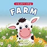 Look Who's Hiding - Farm : Pull The Tab Novelty Books For Children