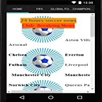 Latest World Soccer 24 News & Club Blogs App