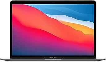 """Apple MacBook Air con Chip Apple M1 (13"""", 8GB RAM, 256GB SSD) - Grigio siderale (novembre 2020)"""