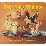 Bear Says Thanks (Classic Board Books)