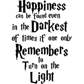 pro cut graphics harry potter inspired happiness can be found
