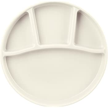 Signoraware Round Serving Thali Set, Set of 3, Off White