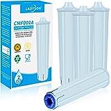LADYSON Cartouche filtrante pour Jura Claris Blue, filtre à eau pour les machines à café entièrement automatiques de Jura, co