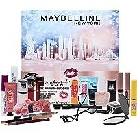 Maybelline New York Adventskalender 2021 24 Beauty Tage Make Up Beauty Kosmetik Kalender, Überraschungen, 24 Türchen…