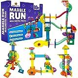 Desire Deluxe Laufball Magnetische Bausteine Magnet Montessori Spielzeug für Kinder, Lernspielzeug für Jungen und Mädchen, 3