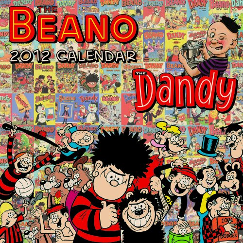 beano-dandy-2012-wall